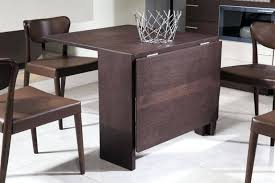 collapsible dining table set also modern room tables t m l f and chairs folding india dark brown