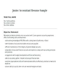 Resume Format Accountant Resume Format For Accountant Accountant