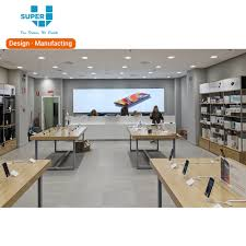 Furniture Retail Store Design Tailored Modern Shop Decoration Cell Phone Retail Store Exhibition Furniture Mobile Phone Store Interior Design Buy Mobile Phone Store Interior