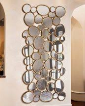 circle unique modern glass vinyl decor wall art mirrors on gold metal frames hang on white on bubble mirror wall art with wall art top 10 sample collection wall art mirrors canvas prints