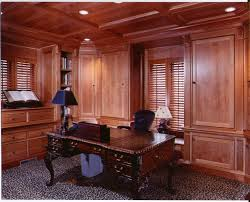 wood home office. Dens \u0026 Offices Traditional-home-office Wood Home Office W