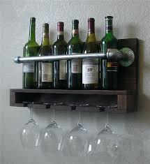 ikea wine rack wall wood grilled retro color wall mounted wine racks wrought iron wine rack
