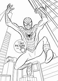 Click on the free spiderman colour page you would like to print, if you print them all you can make your own. Coloring Pages Kids Spiderman Superhero Coloring Pages Avengers Coloring Pages Superhero Coloring