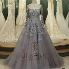 online buy wholesale silver wedding dress from china silver