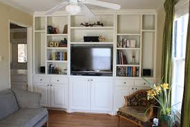 Living Room Built In Incredible Living Room Built Ins For House Decoration Ideas With