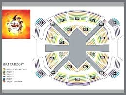 Beatles Love Seating Chart Best Seats Love Theater Seating The Town Center 6 Chart Mirage Kisetsu