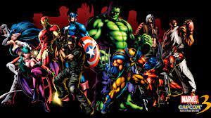50+] Marvel Background Wallpaper on ...