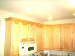 kitchen moulding cabinet crown molding ideas home depot