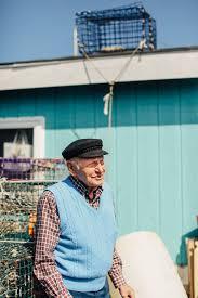 Leland Merrill on Widgery Wharf — Galen Koch