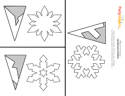 Snowflake Patterns New Snowflake Templates Easy Goalblocketyco