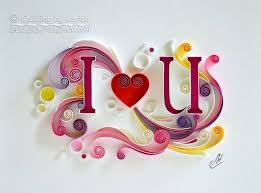 Small Picture 367 best Quilling Hearts images on Pinterest Filigree Quilling