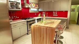Yellow And Red Kitchen Kitchen Amusing Kitchen Wall Colors With Light Brown Cabinets