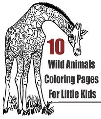 Small Picture Coloring Pages Animals Printable Printable Coloring Pages Animals