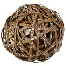 Cheap Decorative Balls Gorgeous Nearly Natural Decorative Balls Sculpture Reviews Wayfair