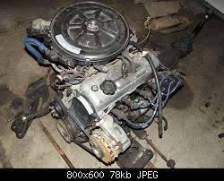 1984 Toyota Corolla AE86 SR5 4AC Engine & T50 Drive Train