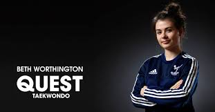 Quest Taekwondo - Our newest member of the Quest Coaching Team is ...