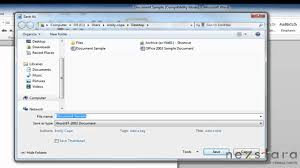 Microsoft Word 2010 Basic User Guide Lesson One An