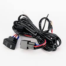 popular jeep relay buy cheap jeep relay lots from jeep relay a style wiring harness 40 amp relay on off laser rocker switch blue 1lead
