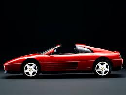 FERRARI 348 ts specs - 1989, 1990, 1991, 1992, 1993 - autoevolution