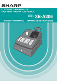 sharp xe a206. also see for sharp xe-a206 xe a206
