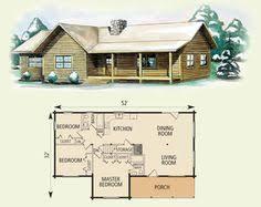 Floor Plans Log Cabin Plans  Page 1Cabin Floor Plans