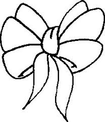 Small Picture bow coloring page Coloring Pages Ideas