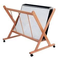 Art Print Display Stand Mesmerizing Print Display Rack Poster Browser Display Stand Classic Sleeves X