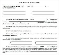 Roommate Lease Agreement Alberta Sample – Bonniemacleod