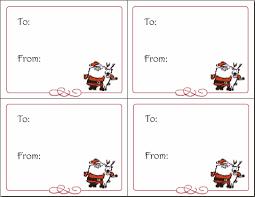 6 Printable Holiday Gift Tags Christmas Cards Thank You