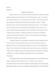 english essay mandatory national service requirement english essay mandatory national service requirement conscription politics