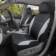 autocraft car suv seat cover black