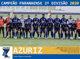 Edição dos Campeões: Azuriz Campeão Paranaense 2ª Divisão 2020