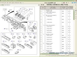 isuzu css net 2012 spare parts catalog cars catalogues enlarge