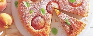 Peach & basil <b>frangipane</b> tart | Recipe (With images) | <b>Frangipane</b> ...