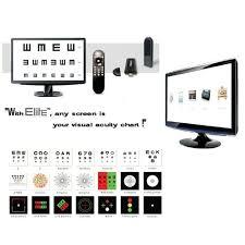 Elite Digital Visual Acuity Chart Recorder Tarun