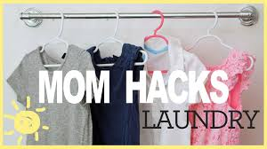 Life Hacks For Moms Mom Hacks Laundry Ep 3 Youtube