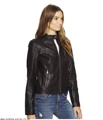 women levis motorcross racer black s on coats and jackets