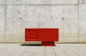 ici furniture. Contemporary Television Cabinet Lowboard Custom Lacquered Wood DOOR3 ICI ET LA Ici Furniture