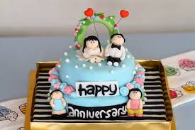 Top 5 Best Anniversary Cakes That Blow Your Mind Cake Shop In