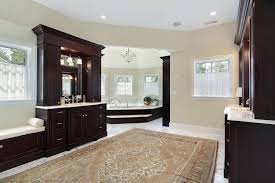 beautiful master bathrooms. spacious luxury master bathroom with extensive custom woodwork throughout. beautiful bathrooms t