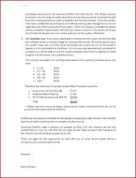 Simple Proposal Template Free Free Simple Business Proposal