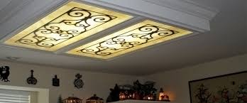 custom kitchen lighting home. decorative light panel covers and diffuser fluorescent ceiling custom kitchen lighting home l