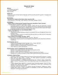 College Student Resume Examples Little Experience Best Sample Resume