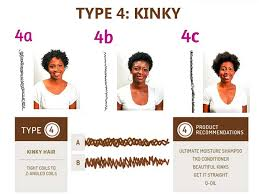 Andre Walker Hair Chart Natural Hair Types Get Yourself Covered Once And For All