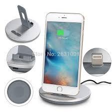 wireless phone charger dock station stand holder steering wheel pop socket mobile accessories tablet bracket