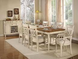 rectangular dining table muebles edor estilo vine