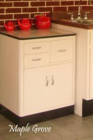 Old Metal Kitchen Cabinets Perfect Retro Metal Kitchen Cabinets On 1950s Vintage Metal Geneva