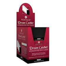 Dream Catchers Inc Pentalic 100 x 100 10100 lb Draw Dream Catcher Accordion Fold Artist 18