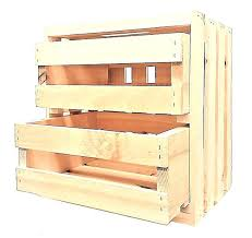 small wooden crates 3 wood crates with drawers 1 square 2 small wooden storage and small small wooden crates