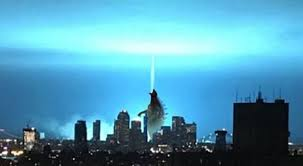 Godzilla Light Godzilla Fan Art Shows The Kaiju Responsible For New Yorks
